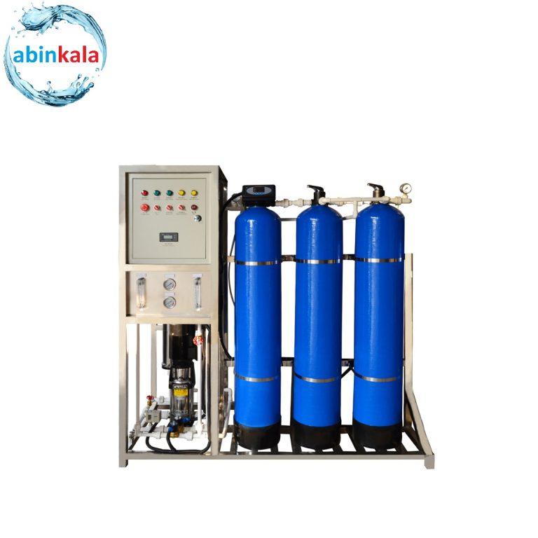 آب شیرین کن - مکانیزم دستگاه آب شیرین کن