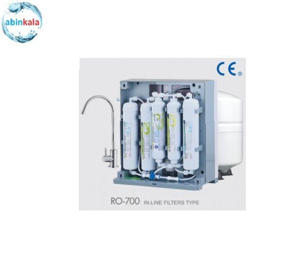 تصفیه آب خانگی ایزی ول RO700