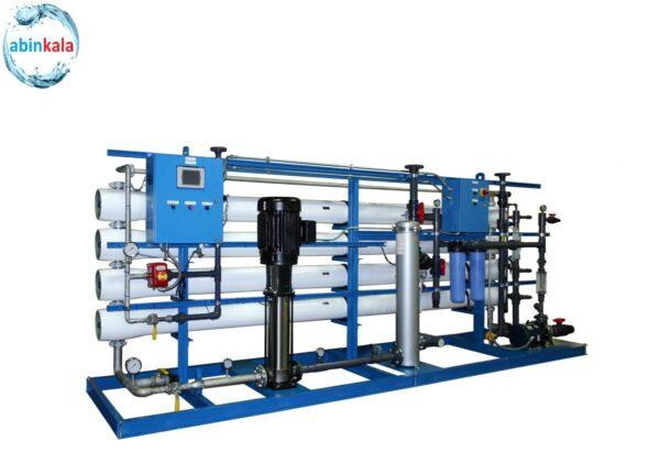 دستگاه تصفیه آب صنعتی - آب شیرین کن RO