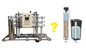 مقایسه سختی گیر و اسمز معکوس تصفیه آب