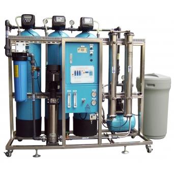مراحل تصفیه آب تصفیه صنعتی