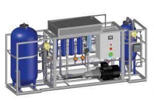 طرز کار دستگاه تصفیه آب صنعتی