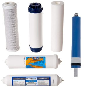 زمان تعویض فیلتر تصفیه آب خانگی