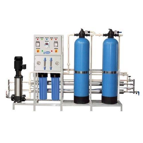 تولید کننده دستگاه تصفیه آب صنعتی