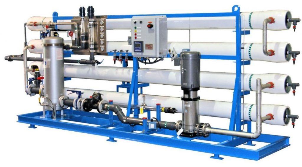 مراحل تصفیه آب صنعتی - آب شیرین کن چیست