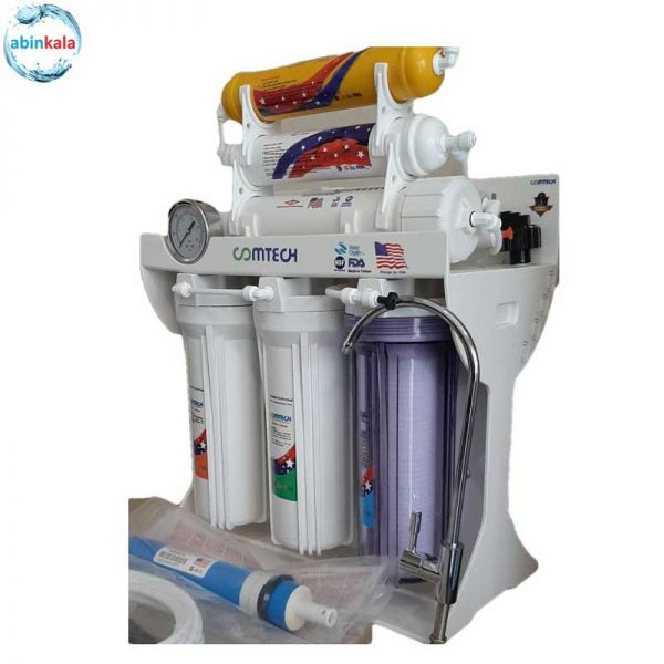 قیمت-دستگاه-تصفیه-آب-خانگی-کامتک-7-مرحله