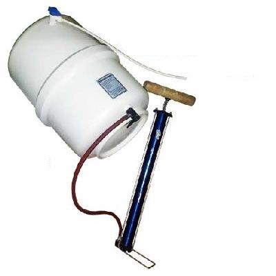 شارژ-باد-مخزن-تصفیه-آب
